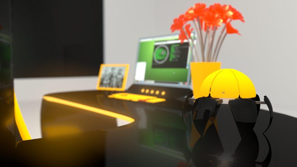 Sol's Desk