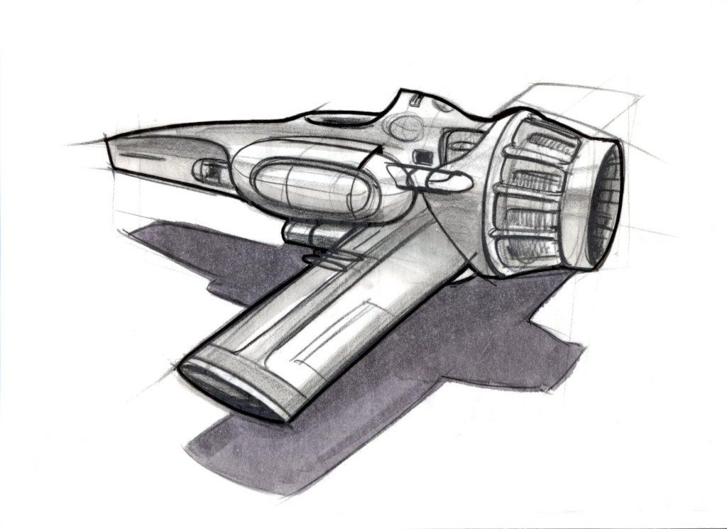 spaceshipSketch