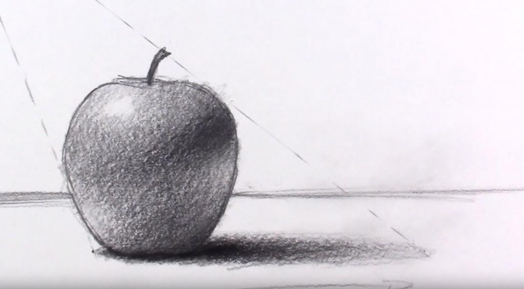 appleShadingSketch