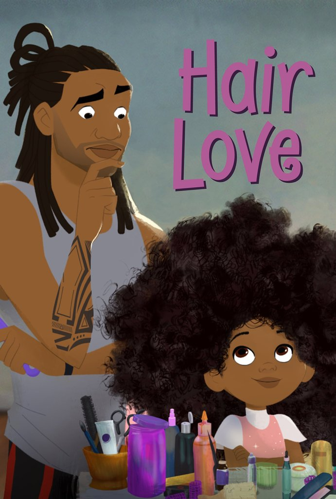 hairlove animated short