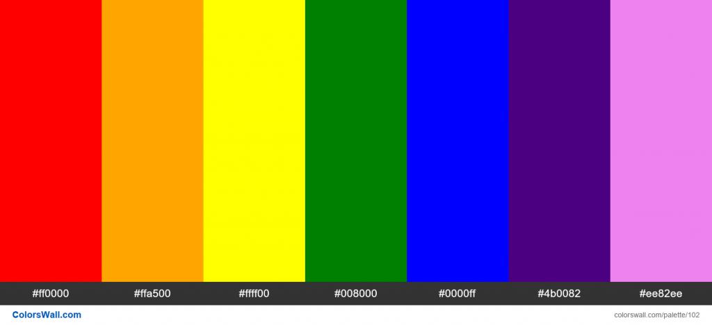 rainbowPallete