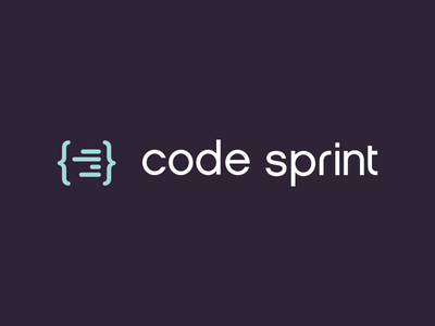 code sprint icon