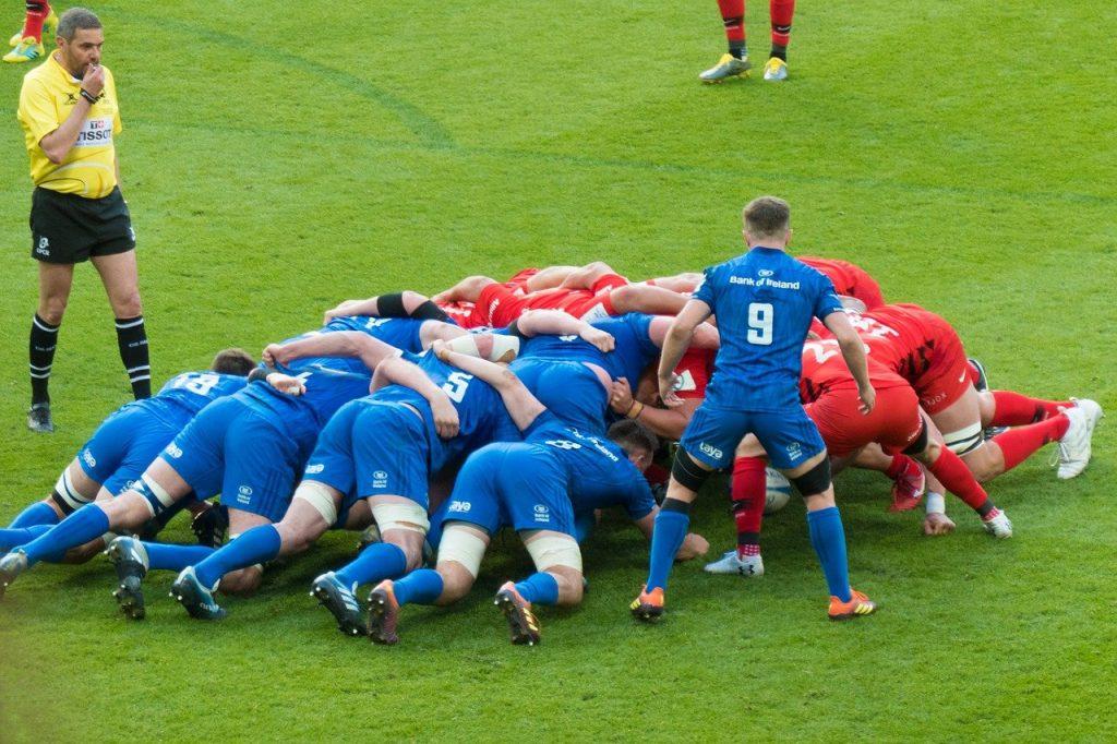 scrum rugby